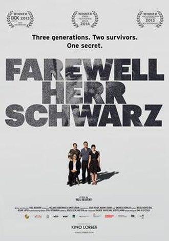 Farewell Herr Schwarz - Onesheet for US release