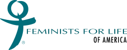 Feminists for Life of America logo