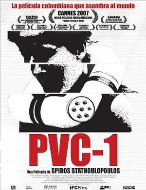 PVC-1 - Theatrical release poster