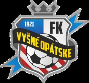TJ FK Vyšné Opátske - Image: Fk vysne opatske