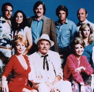 Flamingo Road (TV series) - The cast