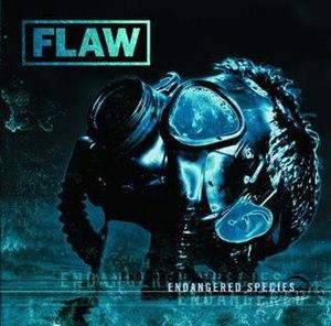 Endangered Species (Flaw album) - Image: Flaw Endangered Species