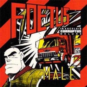 Male (Foetus album) - Image: Foetus Male