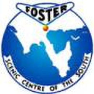 Foster, Victoria - Image: Foster logo