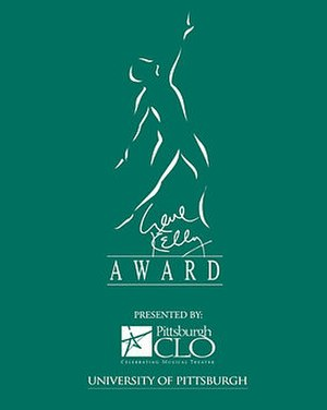 Gene Kelly Awards - Image: Gene Kelly Awards Logo
