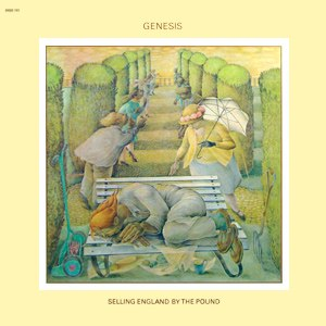 Selling England by the Pound - Image: Genesis Selling England