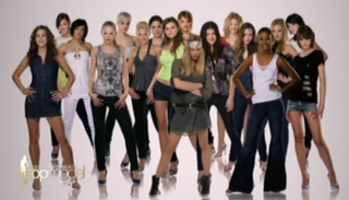<i>Germanys Next Topmodel</i> (season 4) 2009 television show