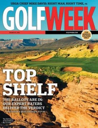 Golfweek - Image: Golfweek magazine