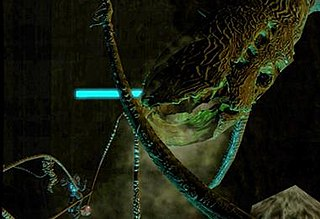 Gravemind Fictional character in the video game Halo