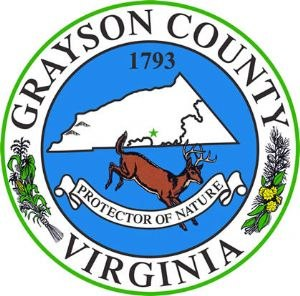 Grayson County, Virginia - Image: Grayson seal