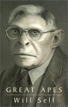 Great Apes (Will Self novel - cover art).jpg