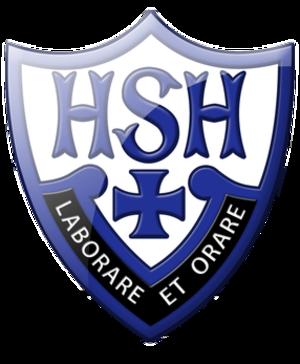 Harrytown Catholic High School - Image: Harrytown Catholic High School Logo