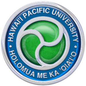 Hawaii Pacific University - Image: Hawaiipacificunivers itylogo