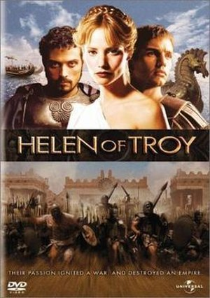 Helen of Troy (miniseries) - Image: Helen of troy