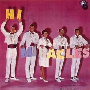 Hi... We're the Miracles - Image: Hi werethemiracles 1961