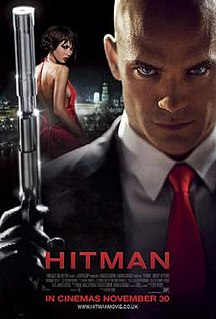 <i>Hitman</i> (2007 film) 2007 French-American action thriller film directed by Xavier Gens