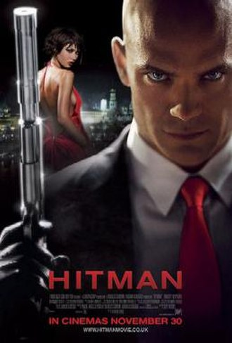 Hitman (2007 film) - Theatrical release poster