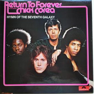 Hymn of the Seventh Galaxy - Image: Hymn of the 7th galaxy german cover