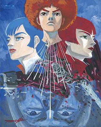 Space Runaway Ideon - Image: Ideon Movie BD
