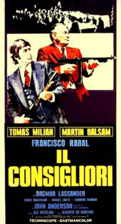 Picture of a movie: The Counsellor