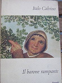 Cover of The Baron in the Trees first edition