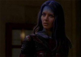 Illyria (Angel) - Amy Acker as Illyria