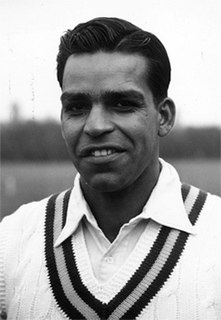 Imtiaz Ahmed (cricketer) Pakistani cricketer