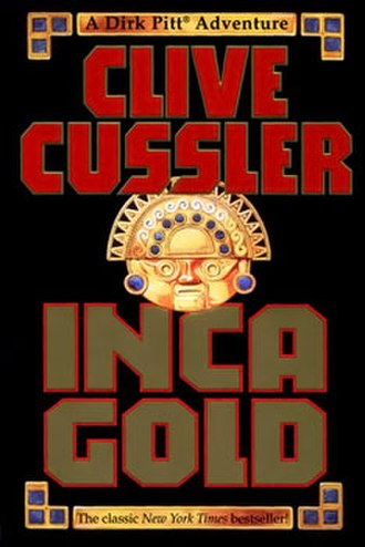 Inca Gold - 1st Edition Hardcover