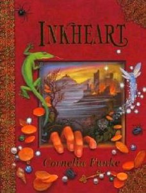 Inkheart - First English translation edition cover