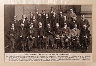 Members of the 1st Dáil Wikipedia list article