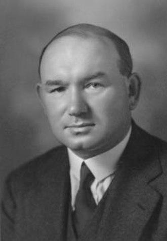 James S. Thomson - Image: James S Thomson United Church Moderator and U Sask President