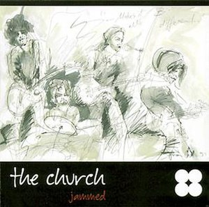 Jammed - Image: Jammed (The Church album cover art)