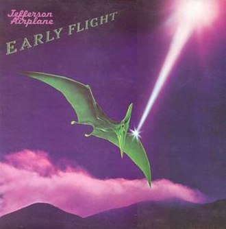 Early Flight - Image: Jefferson Airplane Early Flight Cover