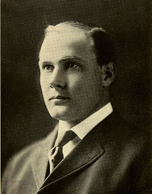 Joe Maddock (coach) - Coach Maddock from the 1909 University of Utah yearbook