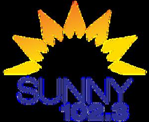 KJSN - Image: KJSN Sunny 102.3 logo