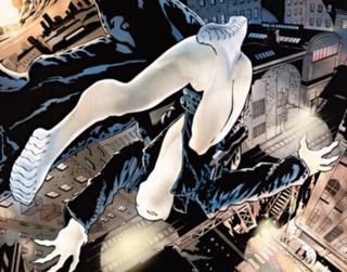 White Tiger (Kasper Cole) Marvel comic book character