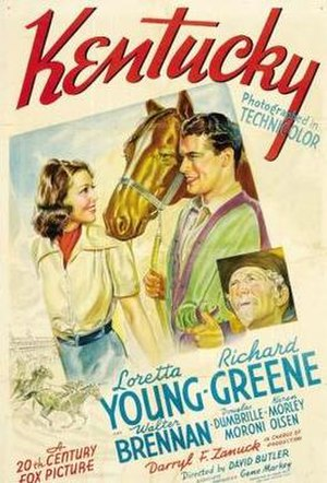 Kentucky (film) - Image: Kentucky 1938