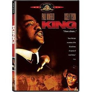 King (miniseries) - DVD cover
