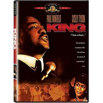 King (miniseries) - DVD cover
