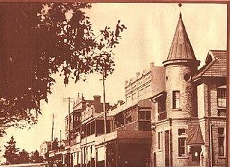 Kogarah, New South Wales - Image: Kogarah Post Office 1915