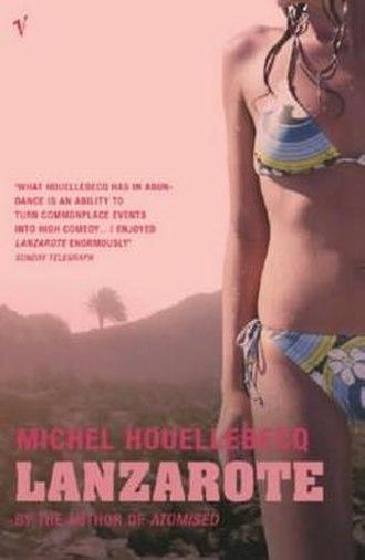 Lanzarote (novel) - Cover of UK paperback edition of Lanzarote
