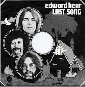 Last Song (Edward Bear song) - Image: Last Song Edward Bear