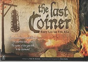 The Last Coiner - Image: Last coiner cover