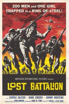 Lost Battalion 1960 Film Wikipedia