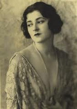 Lucille Lortel - Lucille Lortel, ca. 1920s by Achille Volpe