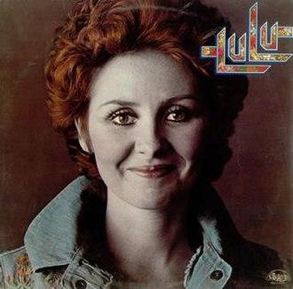 Lulu (1973 album) - Image: Lulu 1973 album