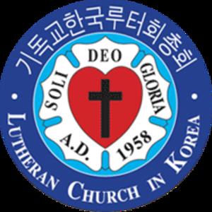 Lutheran Church in Korea - Image: Lutheran Church in Korea logo
