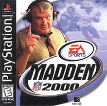 Madden NFL 2000 - Wikipedia