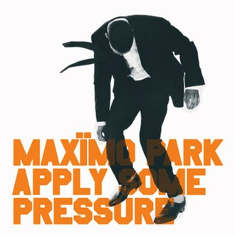 Apply Some Pressure - Image: Maximo.applysome 1