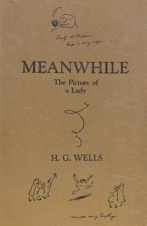 Meanwhile (novel) - First edition